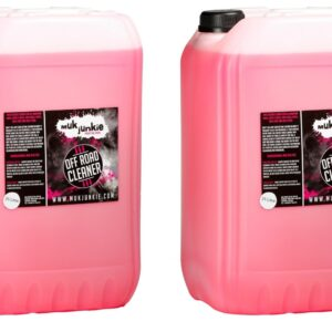 Special Offer – 2 x muk junkie 25 litre Off Road Cleaner and free uk P & P