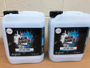 Special Offer – 2 x 5 litre Lazy Boy Bike Shine including free* P & P