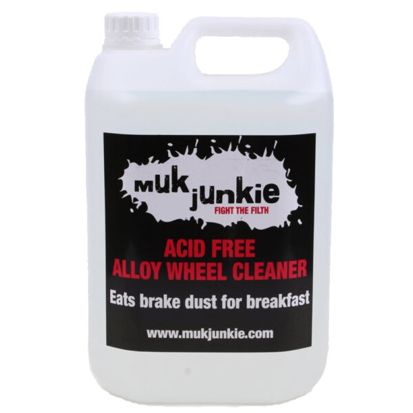Acid Free Wheel Cleaner (1, 5 & 25 Litre)
