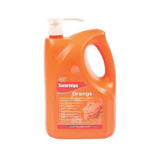 Swarfega Orange Hand Cleanser – 4 Litre
