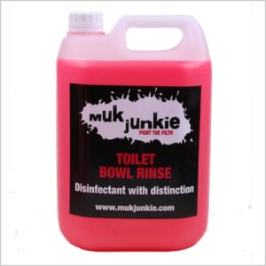Chemical Toilet Bowl Rinse (1, 5 & 25 Litre)