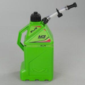 Matrix Concepts M3 Worx Utility Fuel Can green