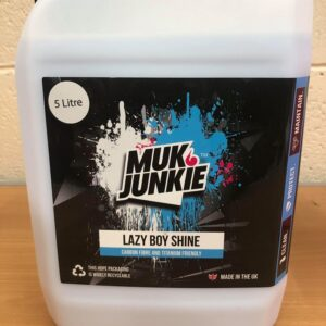 muk junkie 5 litre lazy boy shine